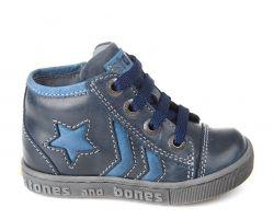 chaussures bébé garçon Stones and bones NOOR-navy